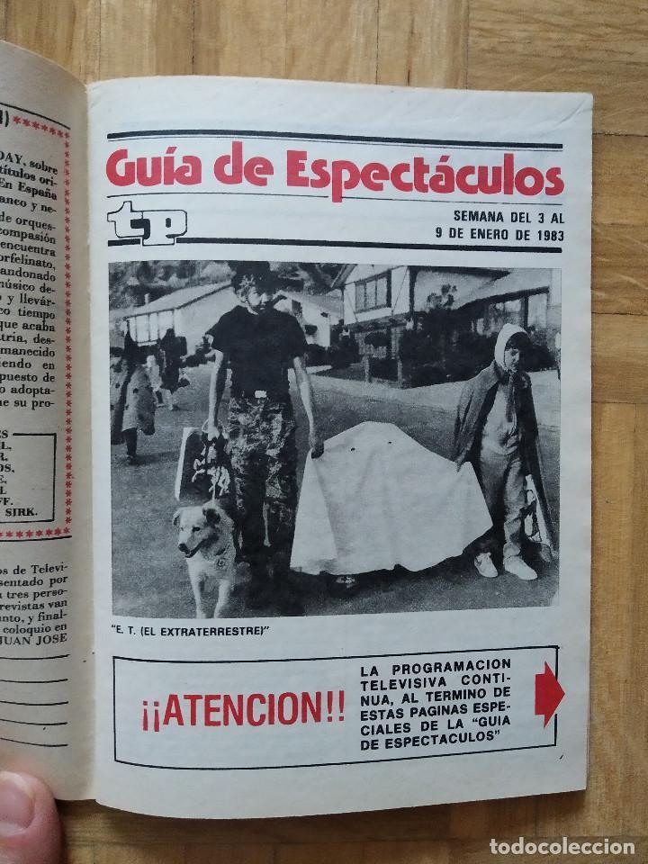 Coleccionismo de Revista Teleprograma: REVISTA TP TELEPROGRAMA 874. UN, DOS, TRES. LAS HURTADO. MAGAS TACAÑONAS - Foto 5 - 269042008