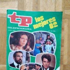 Coleccionismo de Revista Teleprograma: REVISTA TP TELEPROGRAMA 885 UN, DOS, TRES MAYRA GOMEZ KEMP, DINASTIA, LAS HERMANDAS HURTADO JESUS HE. Lote 269042498