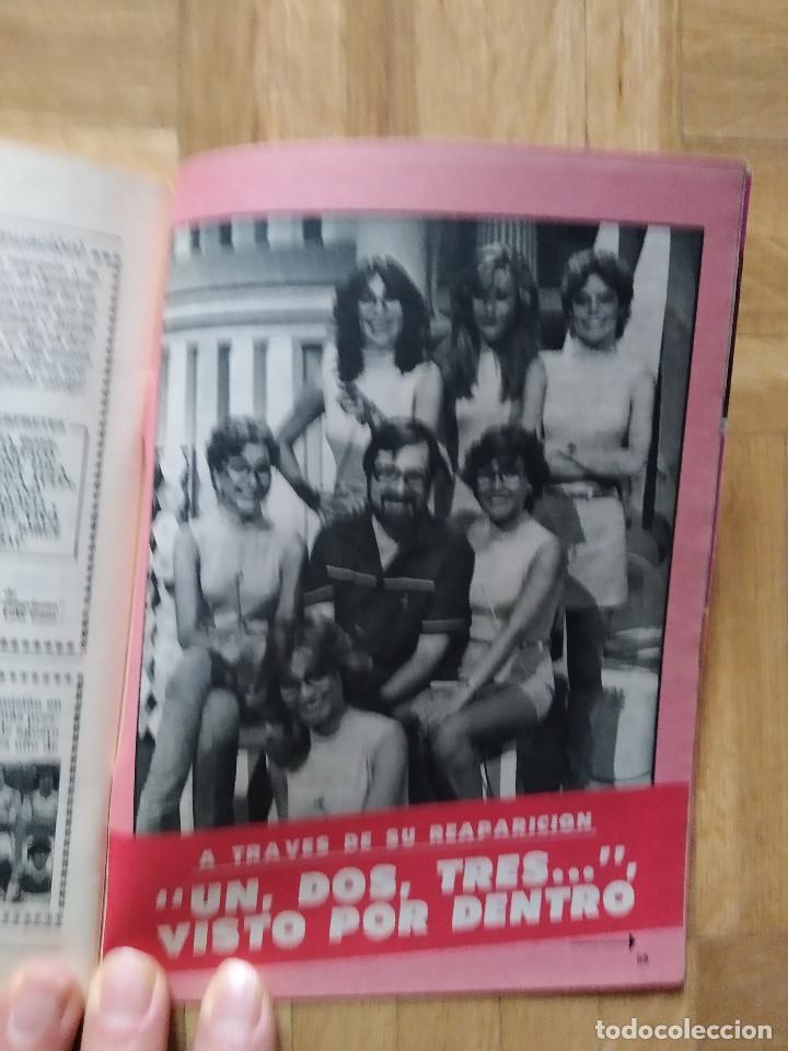 Coleccionismo de Revista Teleprograma: REVISTA TP TELEPROGRAMA 855 UN, DOS, TRES. HERMANAS TACAÑONAS.MAYRA. RAUL SENDER BEATRIZ CARVAJAL - Foto 2 - 269044553