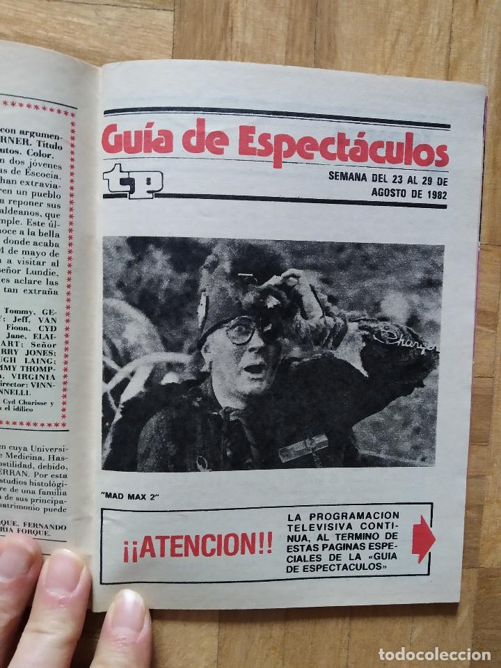 Coleccionismo de Revista Teleprograma: REVISTA TP TELEPROGRAMA 855 UN, DOS, TRES. HERMANAS TACAÑONAS.MAYRA. RAUL SENDER BEATRIZ CARVAJAL - Foto 6 - 269044553