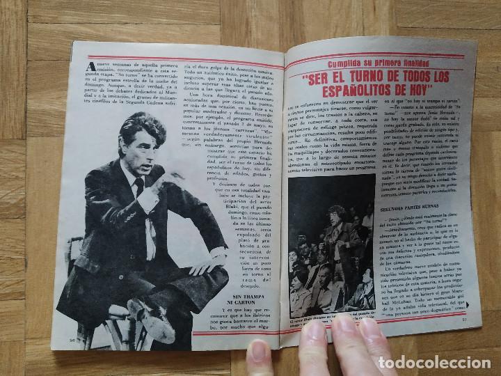 Coleccionismo de Revista Teleprograma: REVISTA TP TELEPROGRAMA 841. PEPE SANCHO. JESUS HERMIDA. VER FOTOS - Foto 4 - 269045103