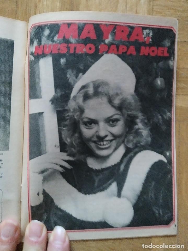 Coleccionismo de Revista Teleprograma: REVISTA TP TELEPROGRAMA UN, DOS, TRES. MAYRA GOMEZ KEMP CHICHO IBAÑEZ SERRADOR TERESA RABAL MARADONA - Foto 2 - 269045773