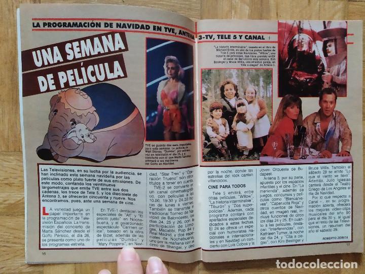 Coleccionismo de Revista Teleprograma: REVISTA TP TELEPROGRAMA 1290 CRISTAL CARLOS MATA. EL IMPERIO CONTRAATACA STAR WARS. VER FOTOS - Foto 4 - 269047268