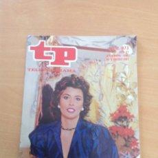 Collectionnisme de Magazine Teleprograma: TP NÚM. 873 AÑO 1982 FELIZ AÑO NUEVO. Lote 271953038