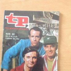 Coleccionismo de Revista Teleprograma: TP N. 881 AÑO 1983 MASH UNA SÁTIRA DE LA GUERRA. Lote 272734273