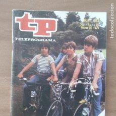 Coleccionismo de Revista Teleprograma: TP TELEPROGRAMA N 683 -DEL 7 AL 13 MAYO 1979 - LOS CINCO DE LOS VIERNES. Lote 278832188