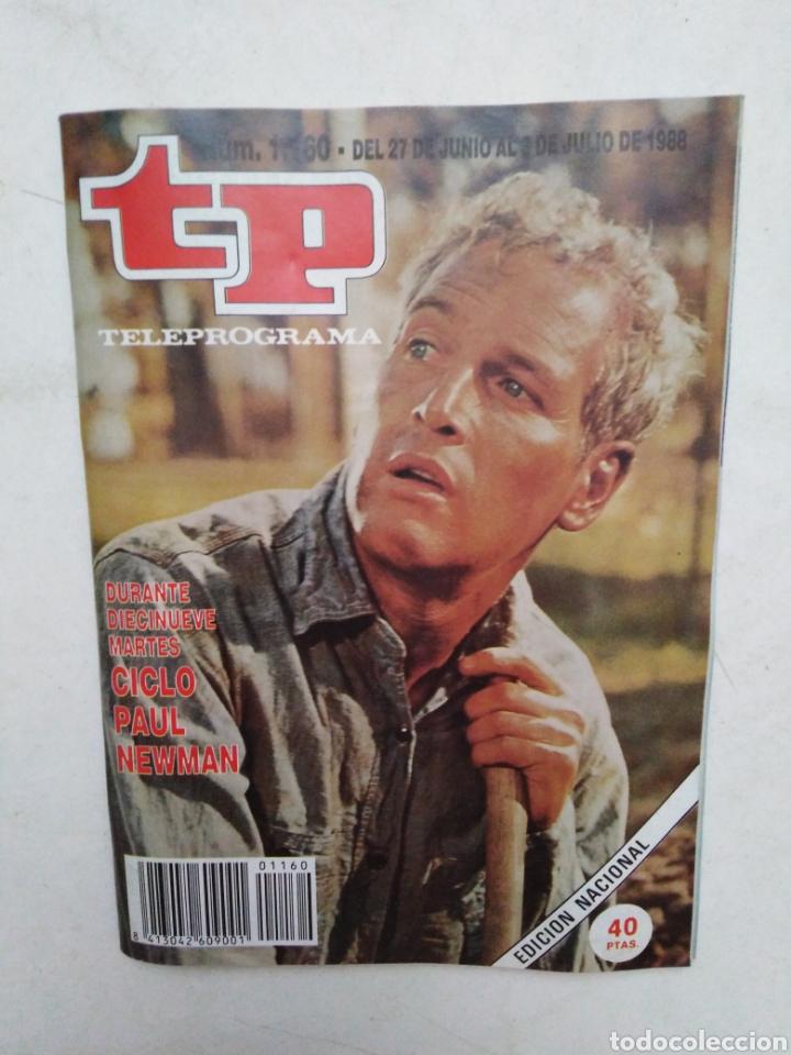 Coleccionismo de Revista Teleprograma: Lote de 10 revistas TELEPROGRAMA ( TP ) años 1988 ,1989 ,1990, 1991, 1992 y 1995 - Foto 4 - 284276113