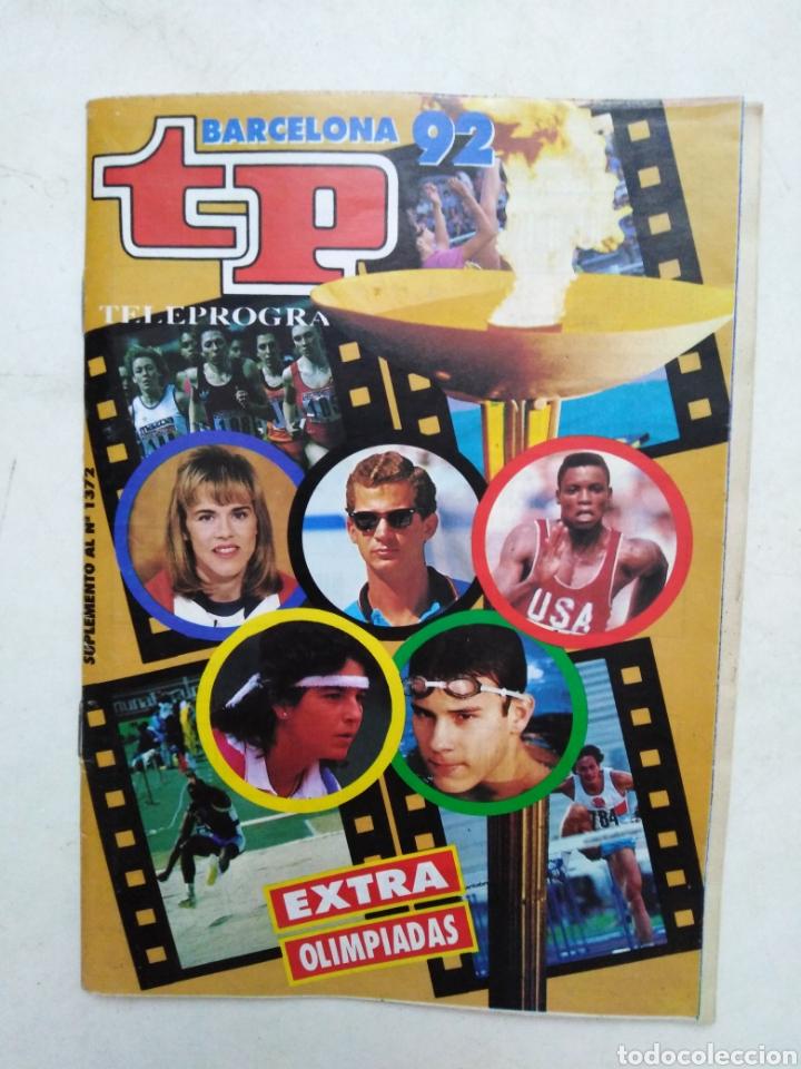 Coleccionismo de Revista Teleprograma: Lote de 10 revistas TELEPROGRAMA ( TP ) años 1988 ,1989 ,1990, 1991, 1992 y 1995 - Foto 10 - 284276113