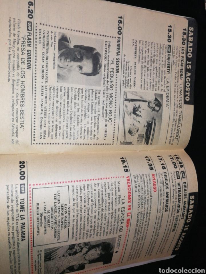 Coleccionismo de Revista Teleprograma: TP, TELEPROGRAMA N°801,AGOSTO 1981,PERFECTO ESTADO. ÑZ - Foto 3 - 287962613