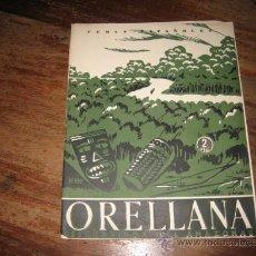 Coleccionismo de Revista Temas Españoles: TEMAS ESPAÑOLES Nº34 ORELLANA, DESCUBRIDOR DEL AMAZONAS. Lote 8090532