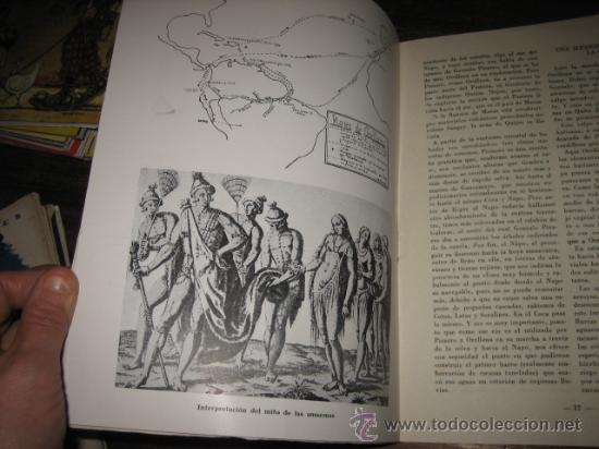 Coleccionismo de Revista Temas Españoles: TEMAS ESPAÑOLES Nº34 ORELLANA, DESCUBRIDOR DEL AMAZONAS - Foto 2 - 8090532