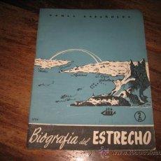Coleccionismo de Revista Temas Españoles: TEMAS ESPAÑOLES Nº216 BIOGRAFIA DEL ESTRECHO. Lote 13496721