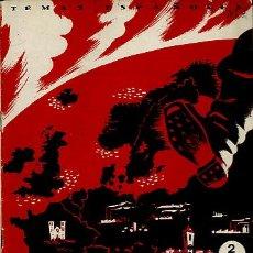 Coleccionismo de Revista Temas Españoles: CONQUISTA POR EL TERROR. ADOCTRINAMIENTO COMUNISTA. 1952. Lote 24482126