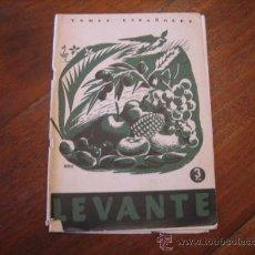 Coleccionismo de Revista Temas Españoles: TEMAS ESPAÑOLES Nº114 LEVANTE. Lote 12875396