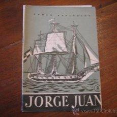 Coleccionismo de Revista Temas Españoles: TEMAS ESPAÑOLES Nº151 JORGE JUAN . Lote 12875498