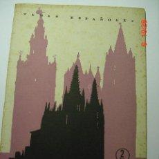 Coleccionismo de Revista Temas Españoles: 8605 TEMAS ESPAÑOLES CATEDRALES AÑO 1957 - MIRA MAS EN MI TIENDA COSAS&CURIOSAS. Lote 13199452