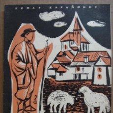 Coleccionismo de Revista Temas Españoles: REVISTA TEMAS ESPAÑOLES Nº 245 AÑO 1956 - EL VALLE DE SALAZAR . Lote 24073166