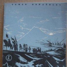 Coleccionismo de Revista Temas Españoles: REVISTA TEMAS ESPAÑOLES Nº 271 AÑO 1956 - FELIPE II. Lote 23504511