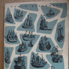 Coleccionismo de Revista Temas Españoles: RESVISTA TEMAS ESPAÑOLES Nº 233 AÑO 1956 - LA ARMADA INVENCIBLE . Lote 24203787