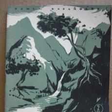 Coleccionismo de Revista Temas Españoles: REVISTA TEMAS ESPAÑOLES Nº 305 AÑO 1957 - EL BIERZO. Lote 24362736