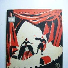 Coleccionismo de Revista Temas Españoles: TEMAS ESPAÑOLES, VERDU, 36, EL TEATRO. Lote 23528346