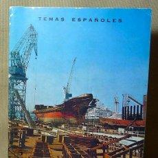 Coleccionismo de Revista Temas Españoles: REVISTA, LA CONSTRUCCION NAVAL, TEMAS ESPAÑOLES, FERNANDO FLORES JIMENEZ, Nº 482, 1967. Lote 21373777