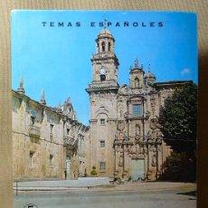 Coleccionismo de Revista Temas Españoles: REVISTA, MILENARIO DEL MONASTERIO DE VILLANUEVA DE LORENZANA, TEMAS ESPAÑOLES, 1969, Nº 501. Lote 21373855
