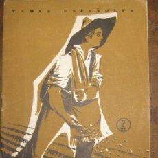 Coleccionismo de Revista Temas Españoles: EL AGRO. L.AGUIRRE PRADO. TEMAS ESPAÑOLES Nº 331. DE CONSERVACIÓN. 1957.. Lote 26403143