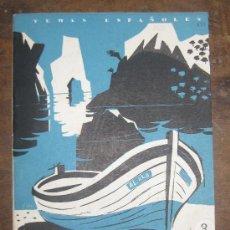 Collectionnisme de Magazine Temas Españoles: LA COSTA BRAVA. CARLOS EGUÍA. TEMAS ESPAÑOLES Nº 351. DE CONSERVACIÓN. 1958.. Lote 26274335