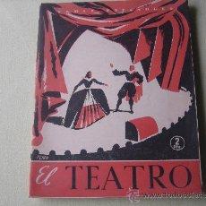 Coleccionismo de Revista Temas Españoles: TEMAS ESPAÑOLES. EL TEATRO. AÑO 1956. Nº 36. INES GARCIA ESCALERA. PUBLICACIONES ESPAÑOLAS.. Lote 26585065