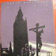 Coleccionismo de Revista Temas Españoles: REVISTA TEMAS ESPAÑOLES. SEVILLA. 1956. FRANCISCO NARLONA. Lote 27143545