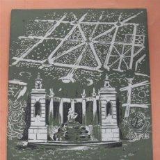 Coleccionismo de Revista Temas Españoles: TEMAS ESPAÑOLES. Nº 174. PALACIOS Y JARDINES. 1955. Lote 28503723
