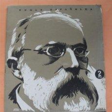 Coleccionismo de Revista Temas Españoles: TEMAS ESPAÑOLES. Nº 81. EDUARDO DE HINOJOSA. 1954. Lote 28503812