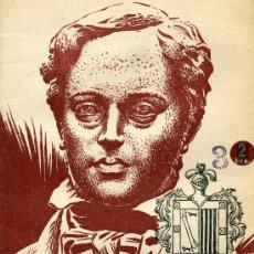 Coleccionismo de Revista Temas Españoles: DONOSO CORTÉS (COLECCIÓN TEMAS ESPAÑOLES). Lote 28734592