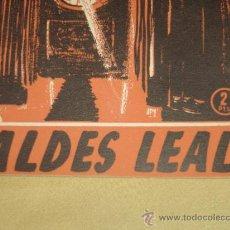Coleccionismo de Revista Temas Españoles: TEMAS ESPAÑOLES Nº 195 DE 1955 -JUAN DE VALDES LEAL- POR FRANCISCO POMPEY. GRAFICAS ARAGON. Lote 29187814