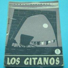 Coleccionismo de Revista Temas Españoles: LOS GITANOS. DOMINGO MANFREDI CANO. TEMAS ESPAÑOLES Nº 314. 1957. FOTOGRAFÍAS FUERA DEL TEXTO. Lote 29859149