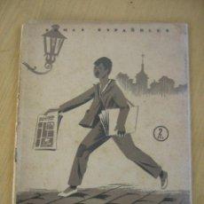 Coleccionismo de Revista Temas Españoles: PUBLICACIONES ESPAÑOLAS TEMAS ESPAÑOLES Nº 179 PERIODISMO DE 1955. Lote 31182097