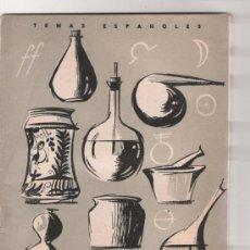 Coleccionismo de Revista Temas Españoles: FARMACOPEA - TEMAS ESPAÑOLES Nº 338 . Lote 31219288