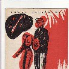 Coleccionismo de Revista Temas Españoles: TEMAS ESPAÑOLES Nº 239 - LAS FALLAS - LUIS OTERO BRAVO - PUBLICACIONES ESPAÑOLAS - 1956. Lote 32023440