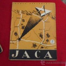 Coleccionismo de Revista Temas Españoles: REVISTA TEMAS ESPAÑOLES JACA Nº 64 1956. Lote 32069643