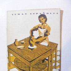 Coleccionismo de Revista Temas Españoles: REVISTA TEMAS ESPAÑOLES, GREMIOS ARTESANOS, Nº 99, 1959. Lote 32992838