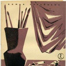 Coleccionismo de Revista Temas Españoles: TEMAS ESPAÑOLES - PINTORES ESPAÑOLES II - Nº 168. Lote 34147634