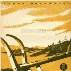 Coleccionismo de Revista Temas Españoles: TEMAS ESPAÑOLES - VAZQUEZ DE MELLA - Nº 121. Lote 34147646