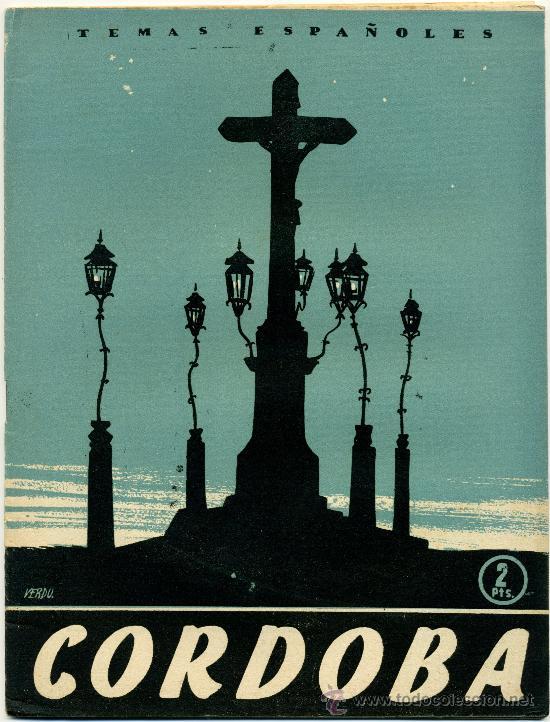 TEMAS ESPAÑOLES - CORDOBA - Nº 178 (Papel - Revistas y Periódicos Modernos (a partir de 1.940) - Revista Temas Españoles)