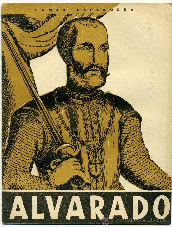 TEMAS ESPAÑOLES - ALVARADO - Nº 185 (Papel - Revistas y Periódicos Modernos (a partir de 1.940) - Revista Temas Españoles)