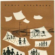Coleccionismo de Revista Temas Españoles: TEMAS ESPAÑOLES - LA POBLACION - Nº 366. Lote 34267109
