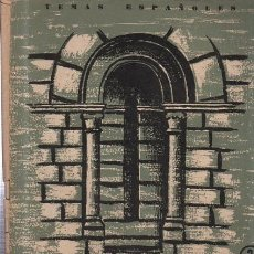 Coleccionismo de Revista Temas Españoles: TEMAS ESPAÑOLES, ZAMORA, Nº 254, PUBLICACIONES ESPAÑOLAS 1956. Lote 35745588