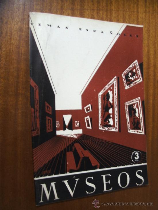 Coleccionismo de Revista Temas Españoles: TEMAS ESPAÑOLES / LOTE DE 9 REVISTAS / PUBLICACIONES ESPAÑOLAS MADRID - Foto 3 - 35772974
