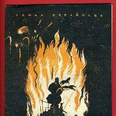 Coleccionismo de Revista Temas Españoles: REVISTA FALLERA , TEMAS ESPAÑOLES ,1959 , FALLAS VALENCIA ,ORIGINAL , F1028 . Lote 37050833