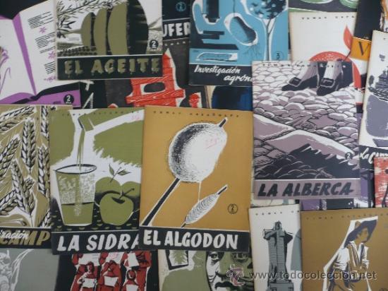 REVISTA LOTE DE 69 REVISTAS TEMAS ESPAÑOLES 1953-1959 (Papel - Revistas y Periódicos Modernos (a partir de 1.940) - Revista Temas Españoles)